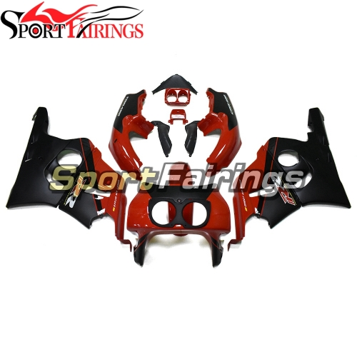 Fairing Kit Fit For Honda CBR400RR NC29 1990 - 1999 - Red Black