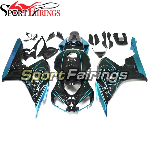 Fairing Kit Fit For Honda CBR1000RR 2006 - 2007 -  Black Blue