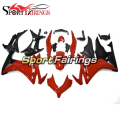 Fairing Kit Fit For Honda CBR500R 2013 - 2015 - Red Black