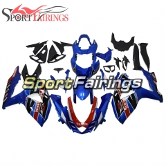 Fairing Kit Fit For Suzuki GSXR1000 K9 2009 - 2016 - Blue Red