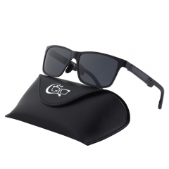 CGID Al-Mg Alloy Square Polarized Sunglasses