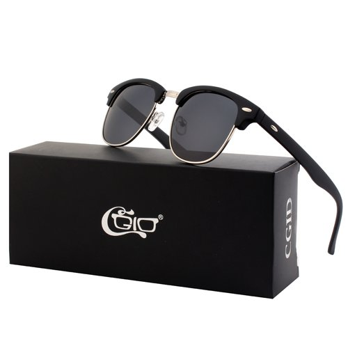 Semi-Rimless Sunglasses MJ56