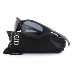 CGID Polarized Sports Sunglasses with TR90 Frame for Cycling Fishing Golf Baseball Running Men Women UV400 Protection