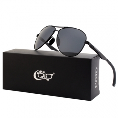CGID Al-Mg Metal Polarized Pilot Sunglasses Men Women