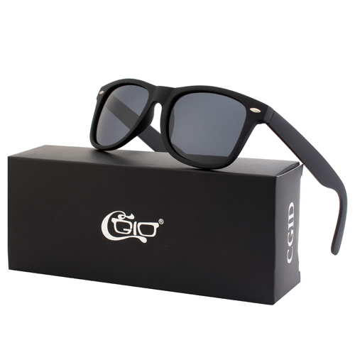 CGID Brand Inspired Frame Oversized UV400 Sunglasses