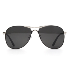 CGID Chic Style Metal Polarized Pilot Driving Sunglasses