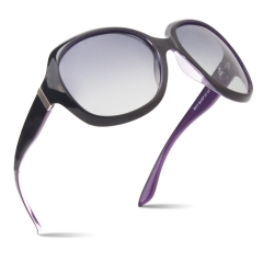 CGID New Arrival Polarized Sunglasses for Women With Classic Thick Frame
