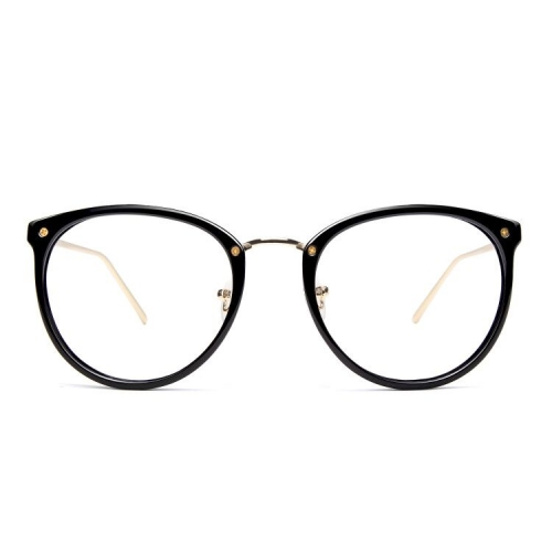 CGID Fashion Blue Light Blocking Computer Glasses, Anti Glare Eye Fatigue with TR90 Frame and Metal Arm,Transparent Lens