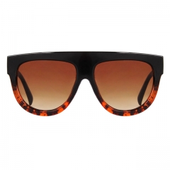 CGID Brand Design Flat Top  UV400  Square Sunglasses