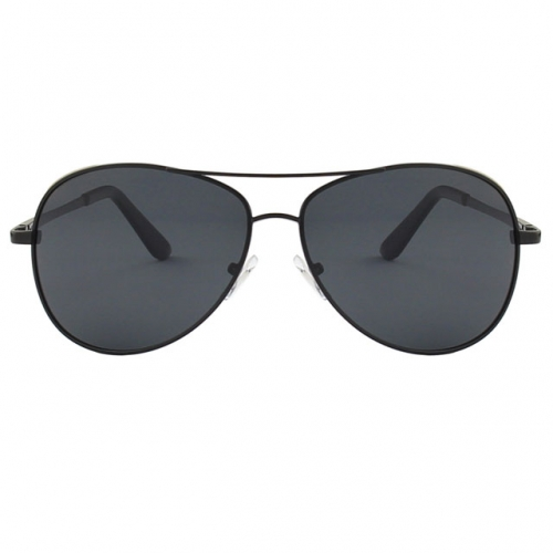 CGID High Quality Al-Mg Metal Polarized Pilot Sunglasses with Spring Hinges