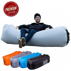 ORSEN Air Sofa Couch, Waterproof Inflatable Sofa, Air Lounger, Inflatable Lounger, Air Bag with Carrying Bag