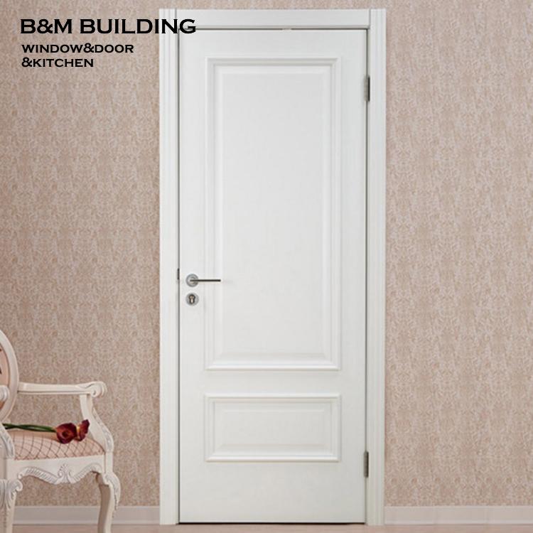 Bm Yh8063 Bedroom Door Designs In Wood White Interior Doors Wooden Door