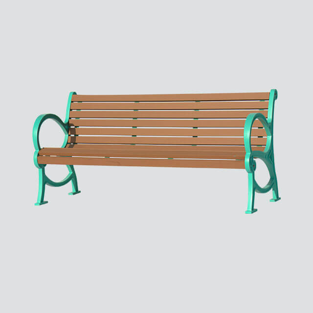 Our park bench advantages and features