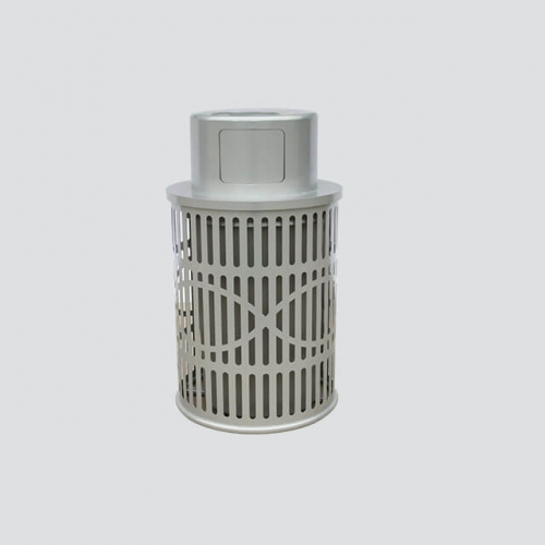 BS19 Metal Trash Bin