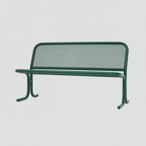 FS35 hot dipped steel outdoor seat