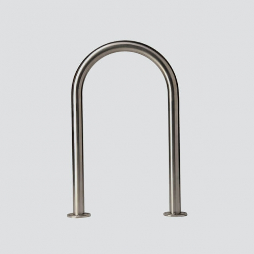 BR12 stainless steel bike rack