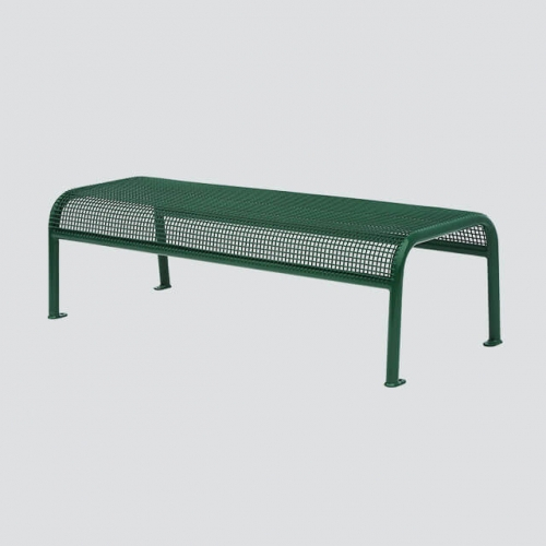 FS37 outdoor usage metal bench