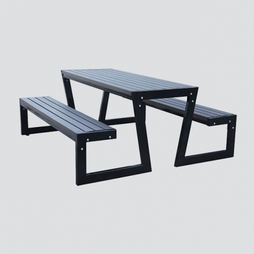 TB28 WPC Table and Bench