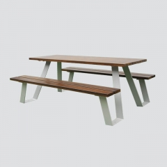 TB29 park wooden table