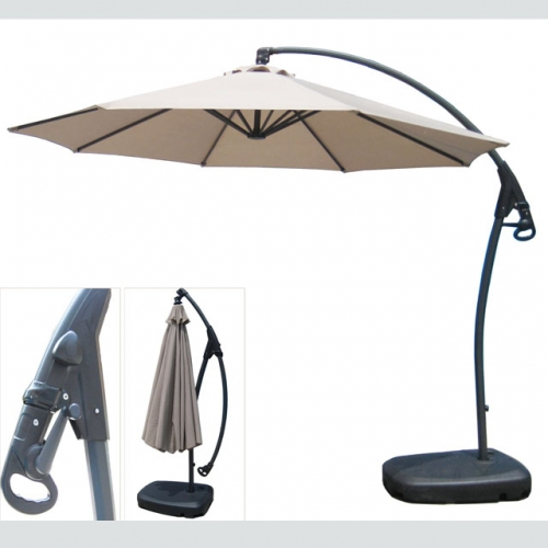wind resistant beach garden party table top 1.8m umbrella outdoor