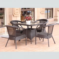 RTC-17 rattan outdoor furniture garden set