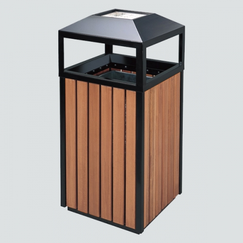 BW13 rectangular litter bins