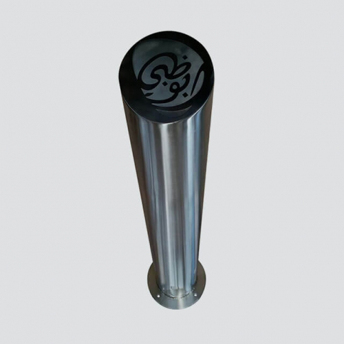 RB17- parking bollard security bollard safety bollard