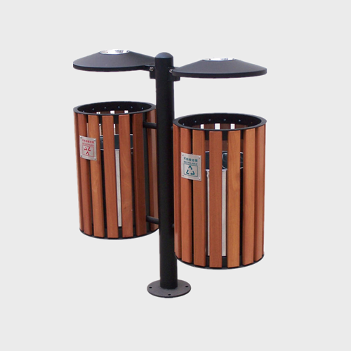BW20 Wooden Waste Bins