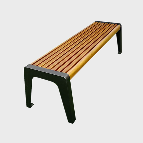 lightweight garden backyard park bench
