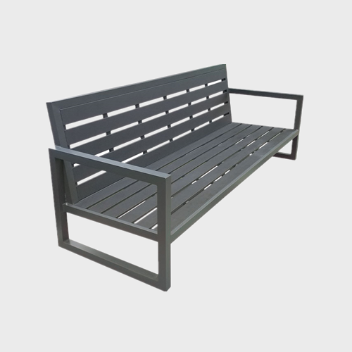 FW75 Garden furniture Wood Patio Benches
