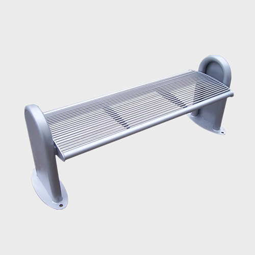 FS07 stainless steel park bench