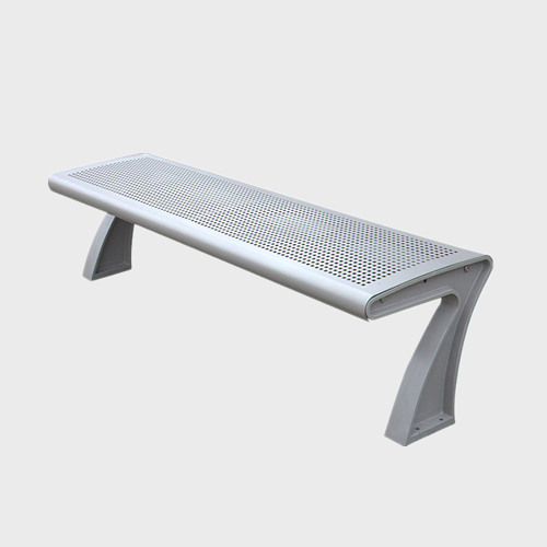 FS06 stainless steel park bench
