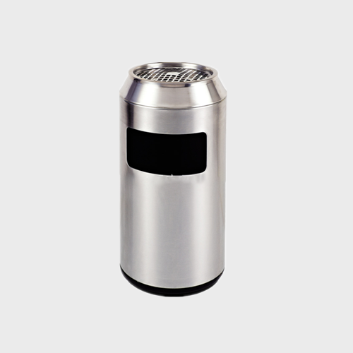 BS112 Wholesale Hotel Stainless Steel Round Dustbin