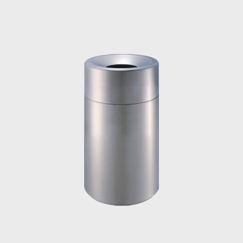 BS109 Hotel Stainless Steel Round Trash Can With Lid