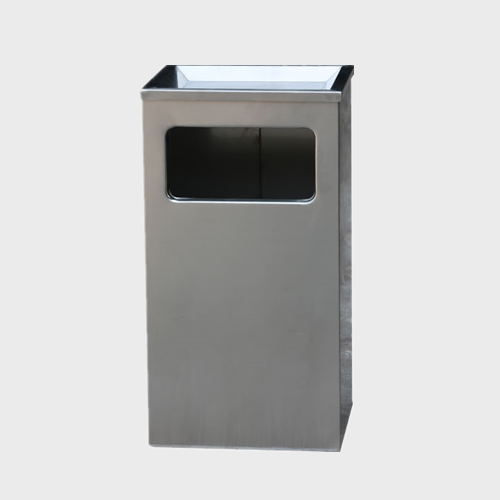 Outdoor stand stainless steel dustbin waste container manufacturer