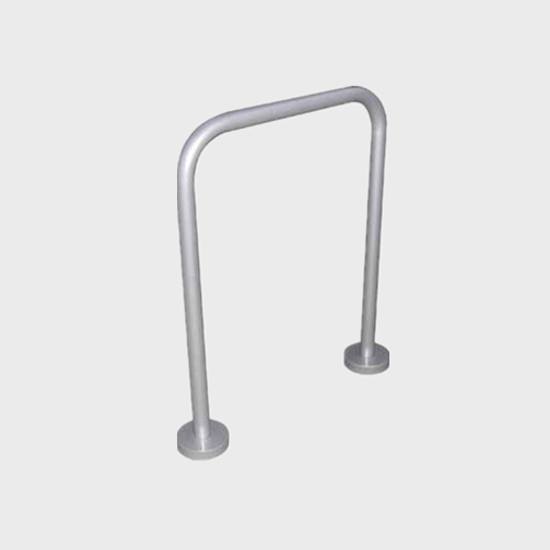 Outdoor bicycle parking rack stainless steel bike stand rack