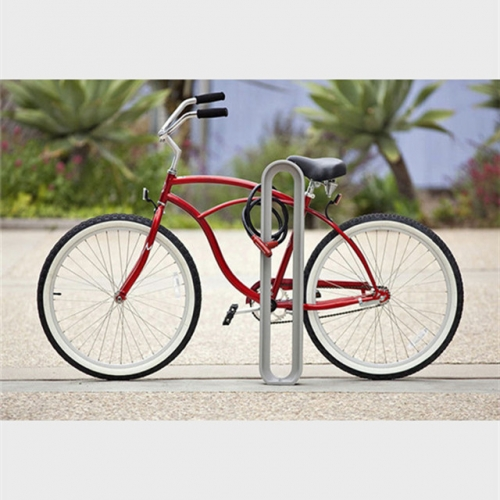 Outdoor stainless steel bike rack bicycle parking stand