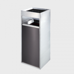 Company Elevator Entrance Trash Can Mall Quality Smoke Flying Bucket
