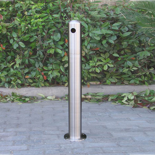 Removable Stainless Steel Bollards parking barrier