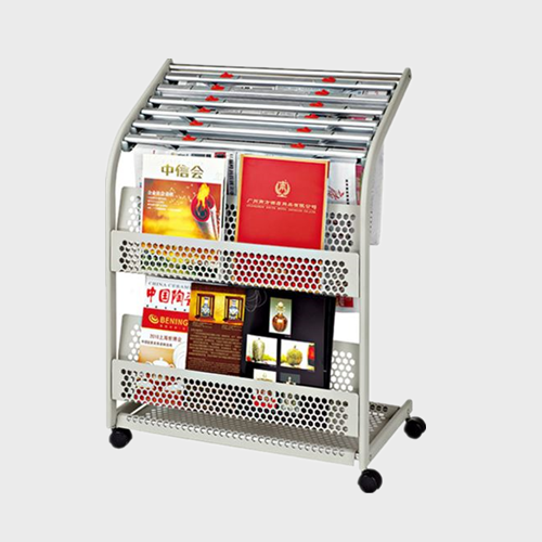 Detachable Newspaper Rack For Company Office Units