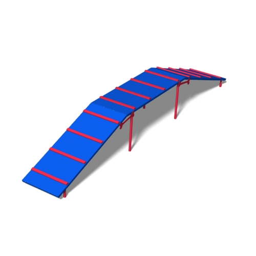 dog walking ramp pet dog park agility training equipment