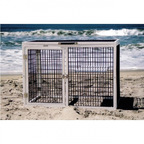 handmade dog kennels for sale two door dog crate