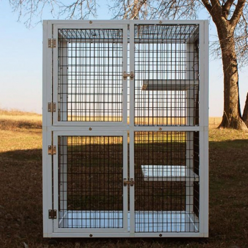 unique dog crates large metal dog kennel