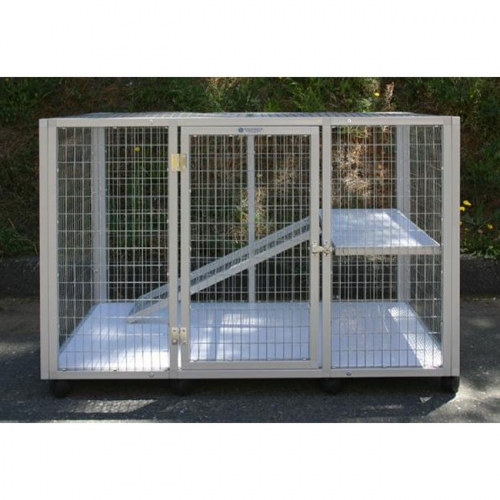 steel dog crate outdoor cheap kennels for sale