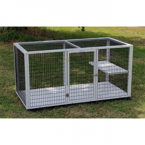 custom dog car crate indestructible dog cageportable dog kennels