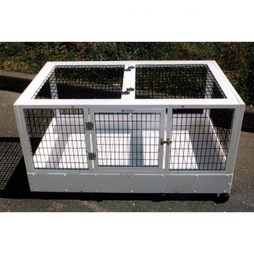 modern giant dog crate life stages dog cage