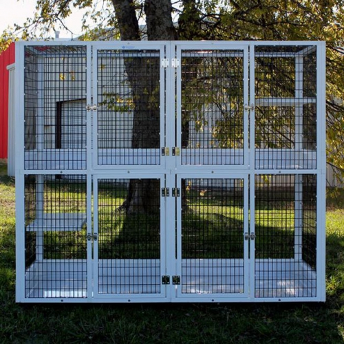 medium metal dog crate very large dog cage