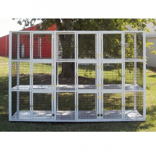custom made dog crates dog crate for 2 dogs heavy duty extra large dog cage