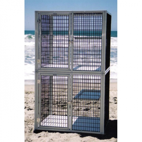 used outdoor dog kennels for sales safe dog cage