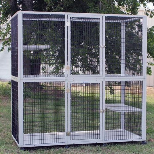 outside dog kennels for large dogs long dog crate